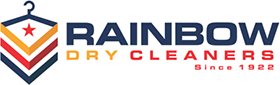 Rainbow Dry Cleaners Logo