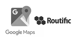Google and Routific
